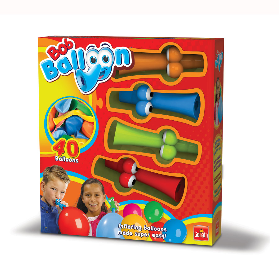 GOLIATH Bob Balloon Party