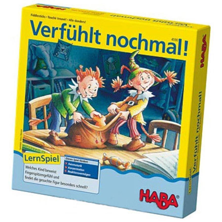 HABA Lernspiel Verfühlt nochmal! 4590