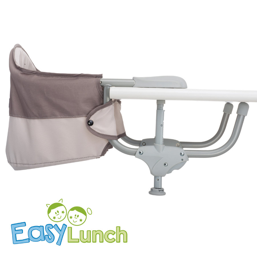 CHICCO Stol-på-bord Easy Lunch MIRAGE