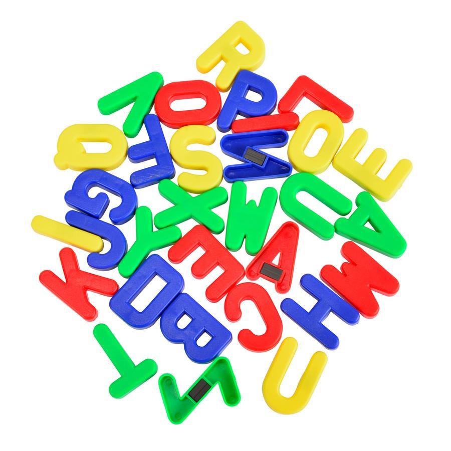 SIMBA Art & Fun Magnetbokstäver stora