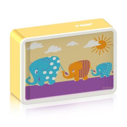 REER LED nattlys Baby Light Basic med twilight sensor elefant