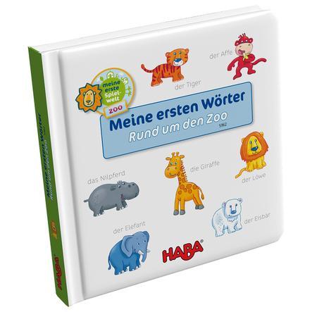 HABA Meine ersten Wörter - Rund um den zoo 5962