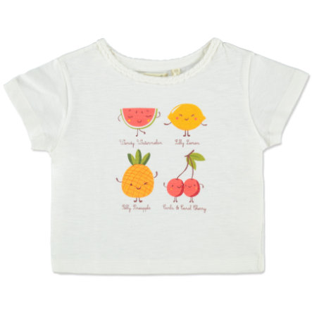 EMOI Girls Mini T-shirt Fruits, beige