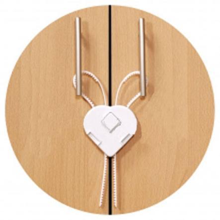 REER Schrankschloß mit flexiblem Band