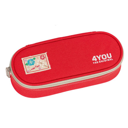 4YOU Astuccio Flash Hardbox Plus - 236-44 Just Red