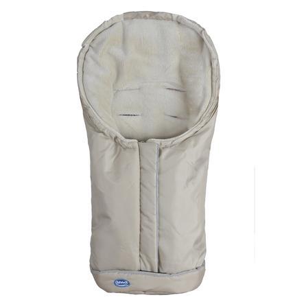 URRA Fußsack Standard klein beige/beige