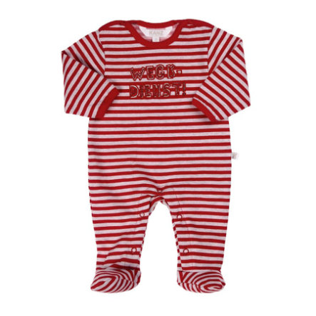 KANZ Overall tango red