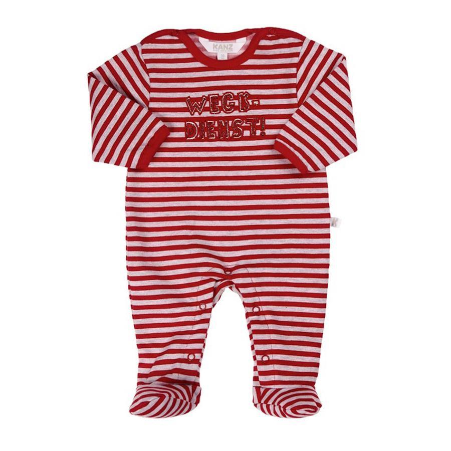 KANZ Pyjama bébé, tango red