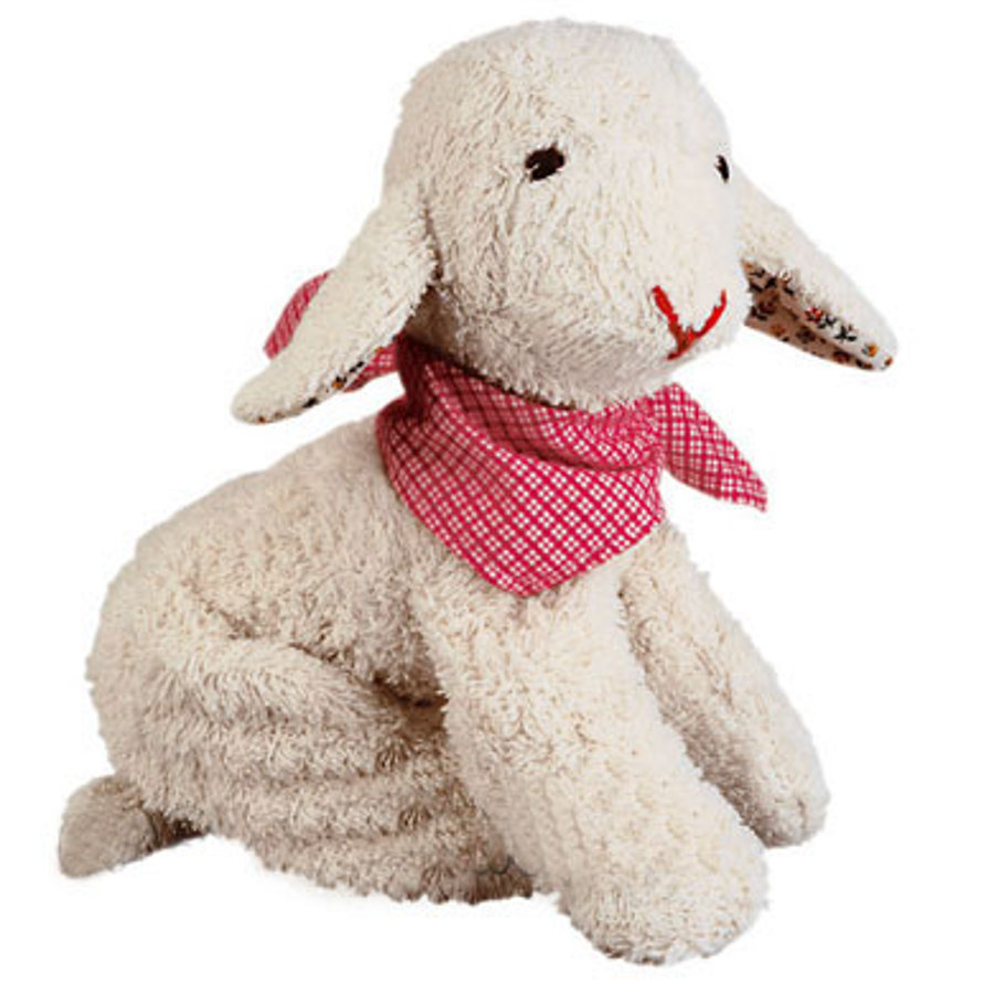 KÄTHE KRUSE Lamb Doll Off-White