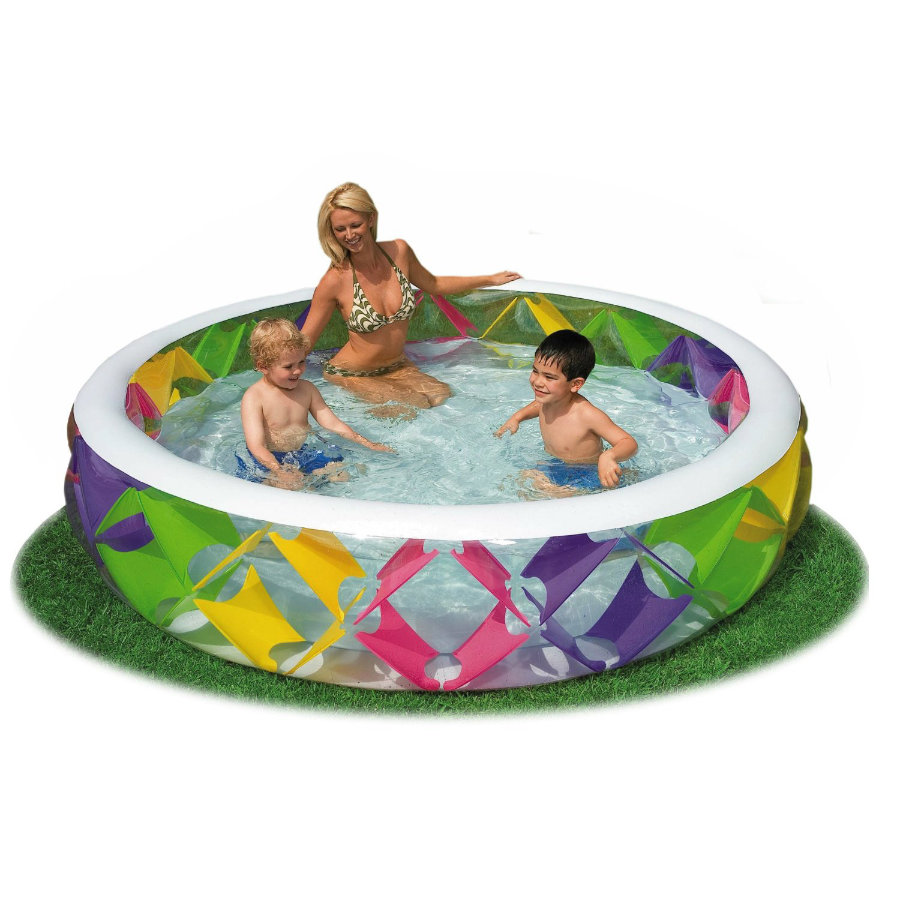 INTEX Pool, Vindkvarn 229 x 56 cm