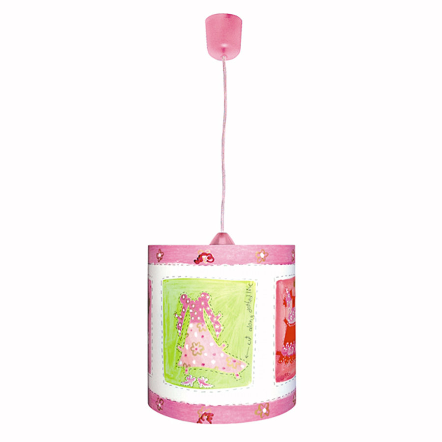 WALDI Suspension DG Fancy, rose, 1 ampoule