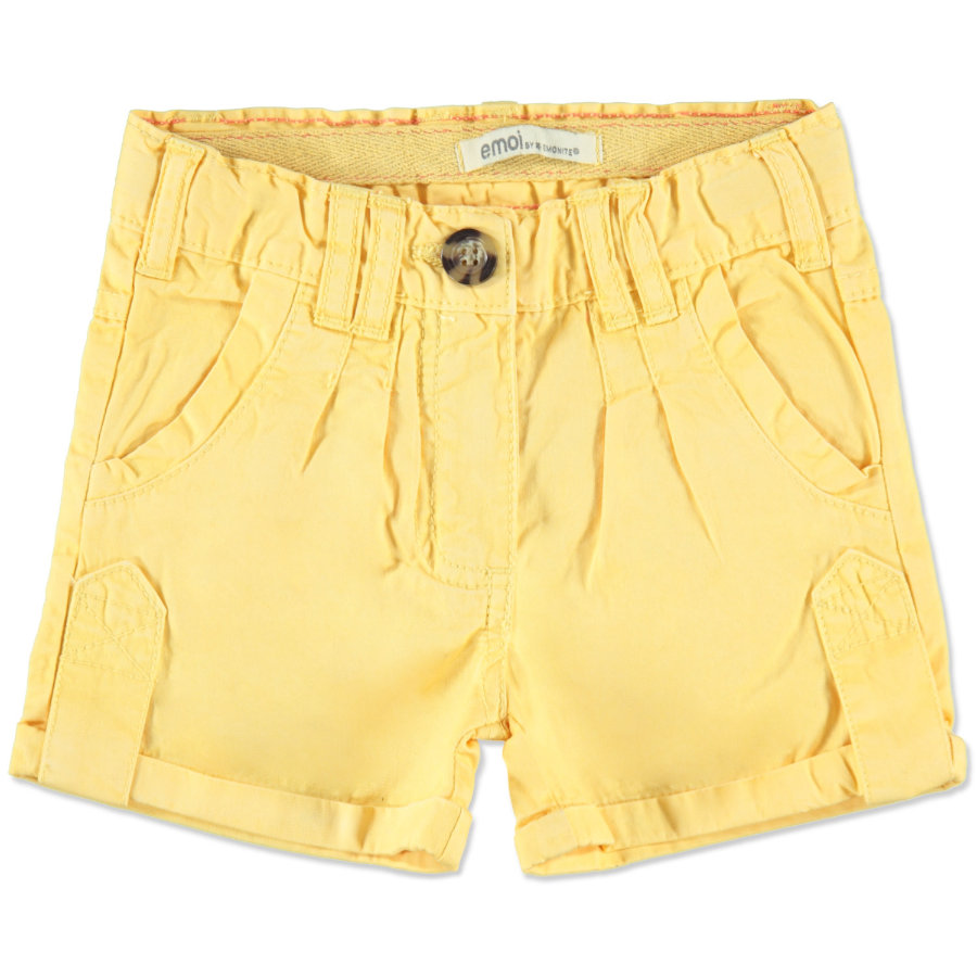 EMOI Girls Mini Short, jaune