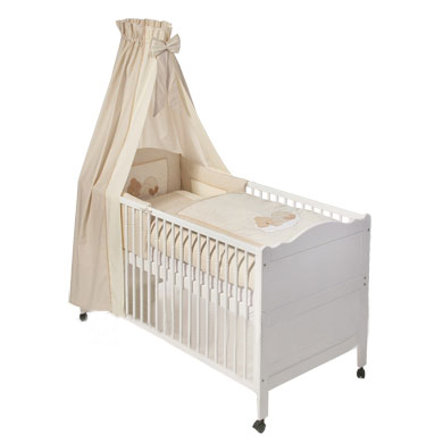 Easy Baby Complete Nursery Set Sleeping bear nature (400-83)