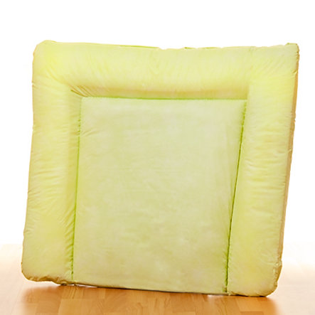 JULIUS ZÖLLNER Softy Skötbädd med plastöverdrag, uni grön (4261-0)