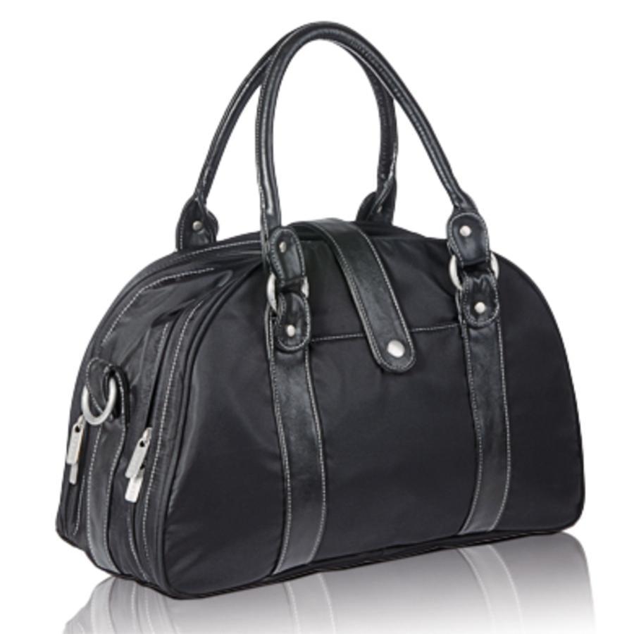LÄSSIG Sac à langer Shoulder Bag Glam noir