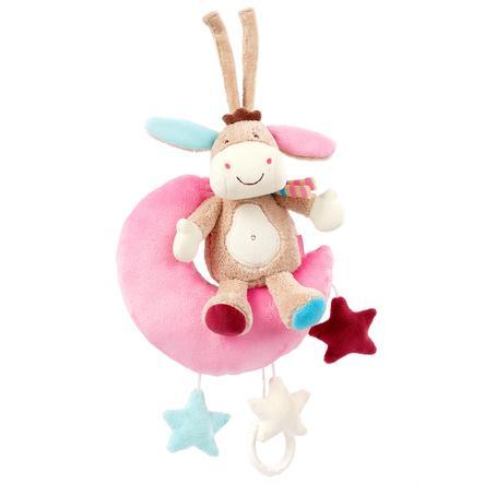FEHN Monkey Donkey Hrací hračka Oslík na měsíci