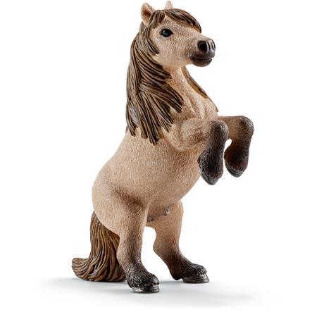 SCHLEICH Mini Hongre Poney Shetland 13775