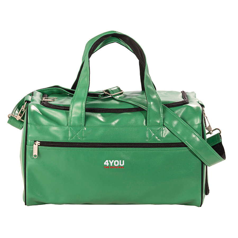4YOU Sac de sport M - 82100 Green