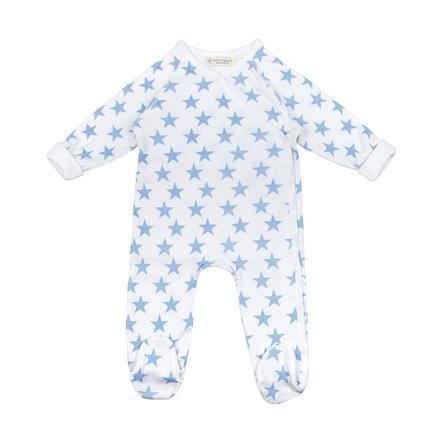 SENSE ORGANICS Boys Baby Slaapoverall RENUKA blue stars