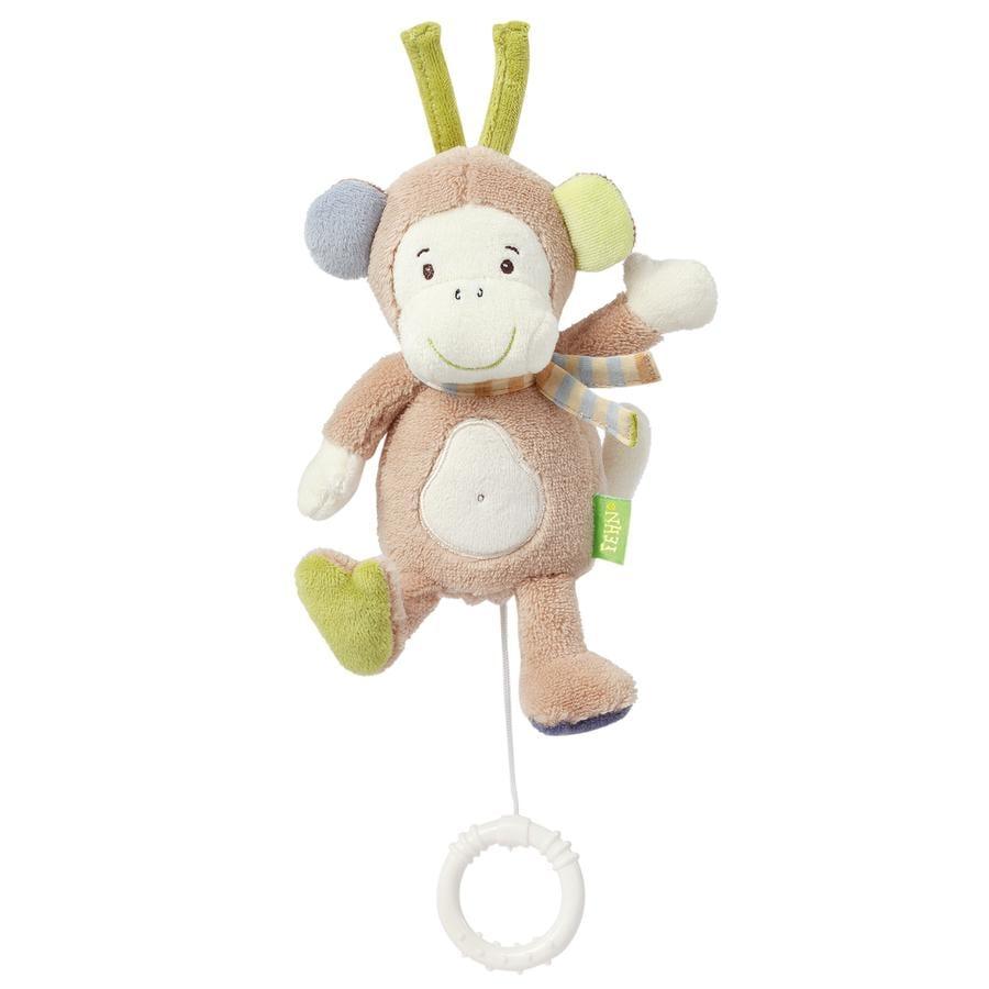 FEHN Monkey Donkey Mini-Spieluhr Affe