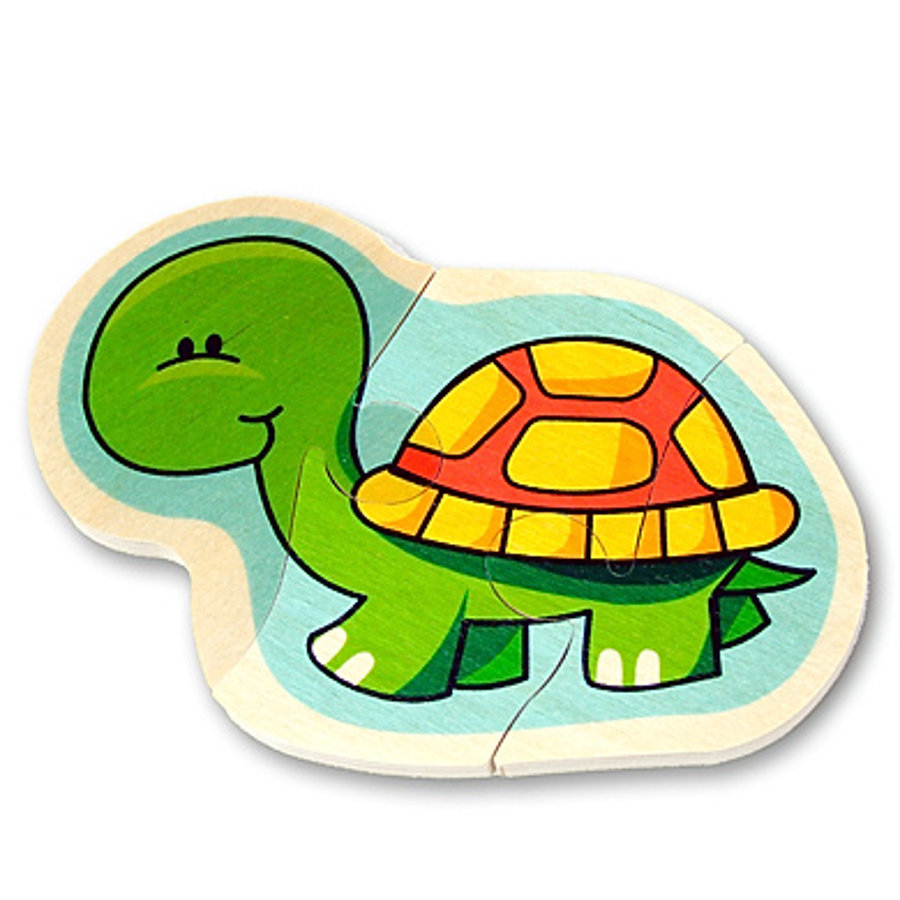 HESS Minipuzzle TORTUE
