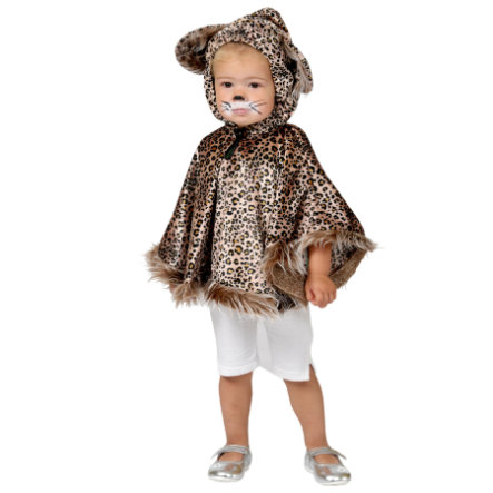 FUNNY FASHION Carnival Costume Cape Panther