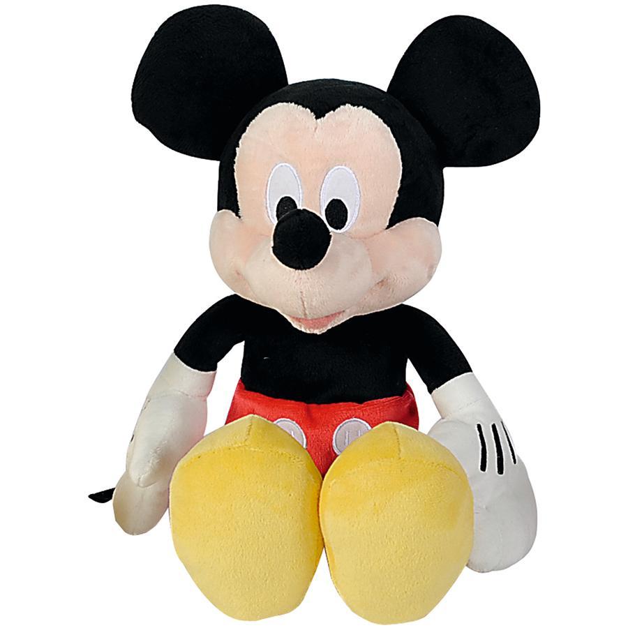 SIMBA Disney Mickey la souris - Mickey Maison merveilleuse basique, 35 cm