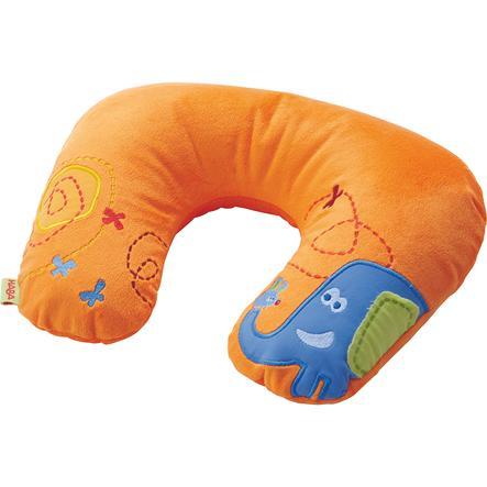 HABA Cuscino per il collo Elefante in viaggio 301391