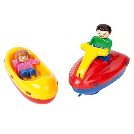 BIG Waterplay - Coffret bateaux Fun-Boat
