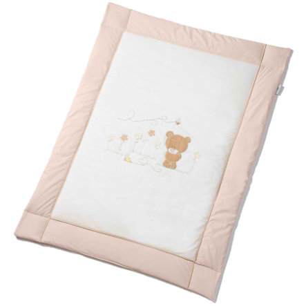 Easy Baby Krabbeldecke 100x135 cm Honey bear (460-79)