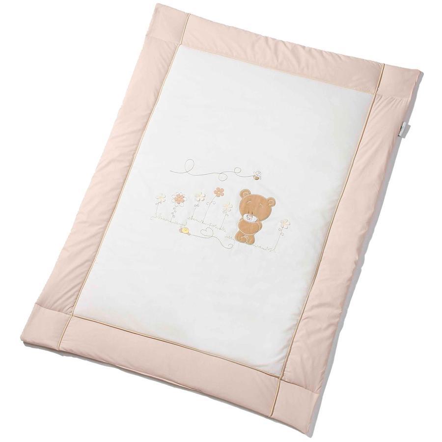 Easy Baby Couverture de jeu 100x135 cm Honey bear (460-79)