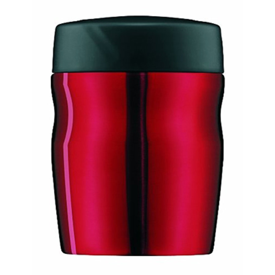 ALFI Contenitore portavivande termico FOOD MUG, in acciaio, 0,35 l, rosso