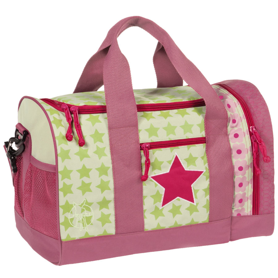 LÄSSIG Mini Sport Bag Starlight Magenta
