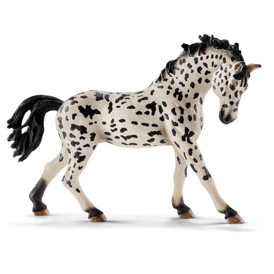 SCHLEICH Jument Knabstrupper 13769