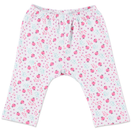 ELTERN by SALT AND PEPPER Girls Baby Leginsy white