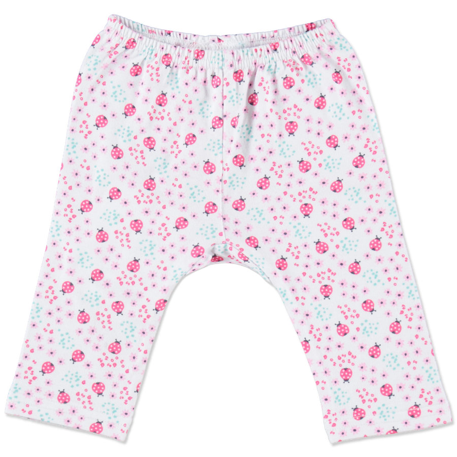 ELTERN by SALT AND PEPPER Girls Baby Leggings white