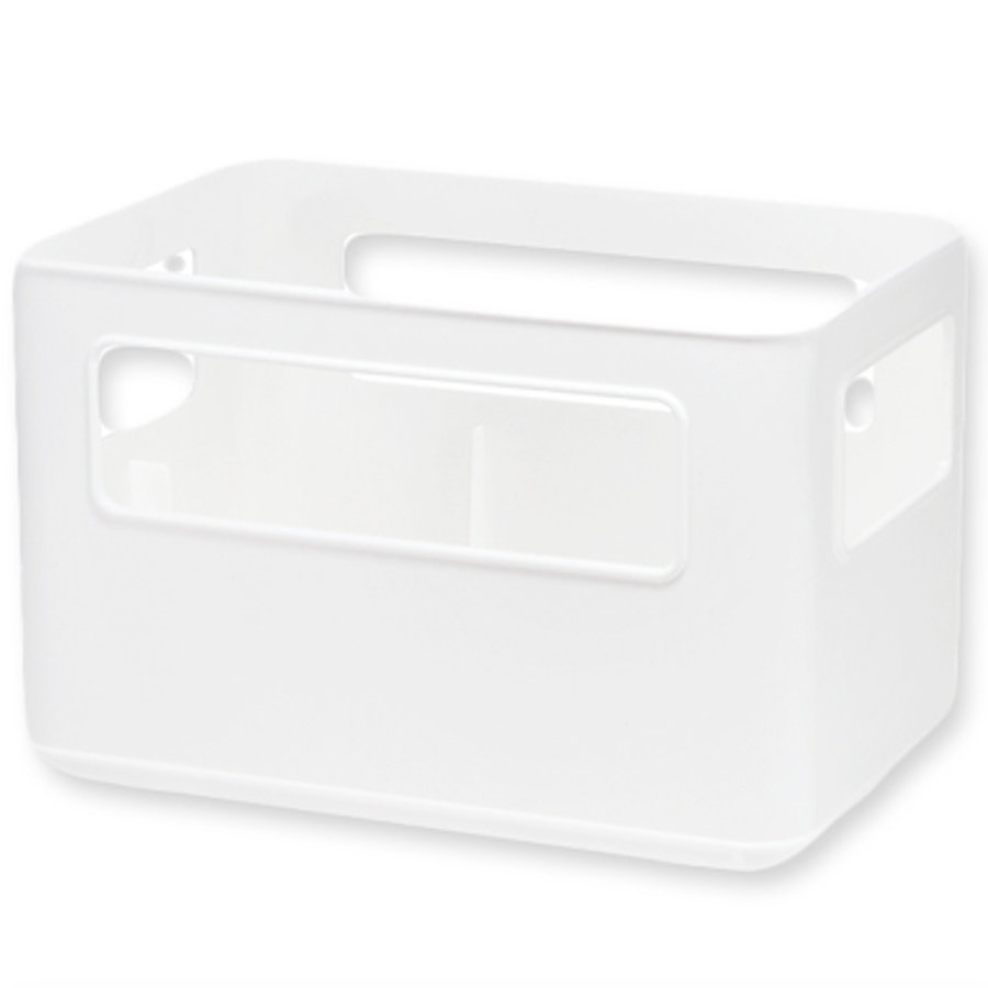 NUK Box för flaskor vit