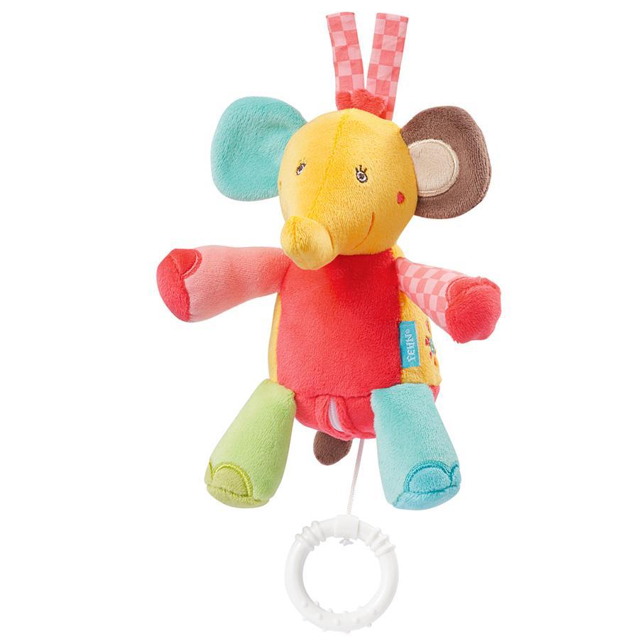 BABY SUN Mini Boîte à musique Éléphant Safari