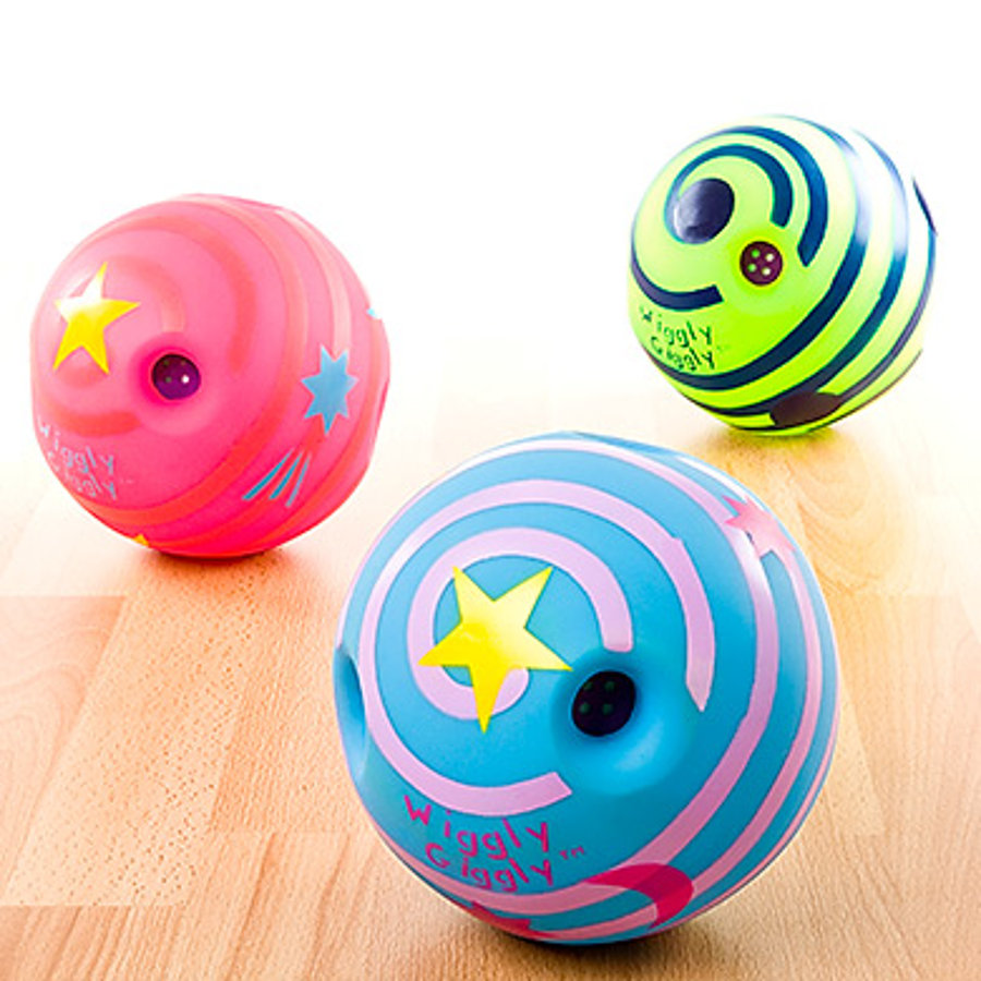 HCM Wiggly Giggly Boll