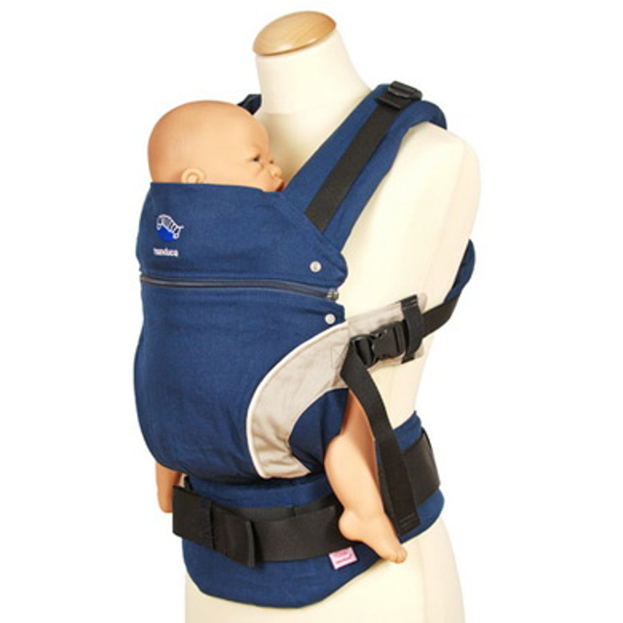 MANDUCA Baby Carrier NewStyle Navy
