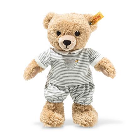 Steiff Sov-godt-bjørn 25cm, grå