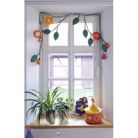 HABA Fabric Flower Garland