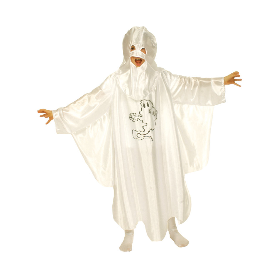 FUNNY FASHION Carnival Costume Casper