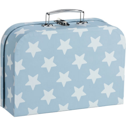 KIDS CONCEPT Suitcase Set Star, blue