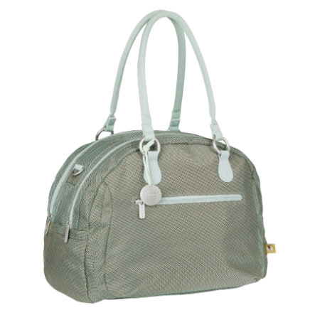 LÄSSIG Borsa fasciatoio Goldlabel Bowler Bag Design Metallic Frosty