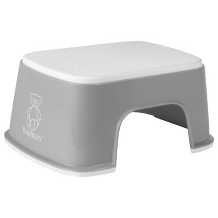 BABYBJÖRN Safe Step Footstep Grey