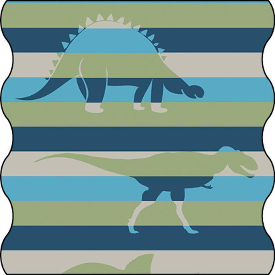 LÄSSIG Twister Kids Sjal med många funktioner Jurassic