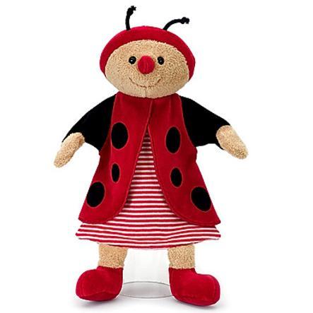 STERNTALER Glove Puppet Lady Beetle