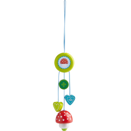 HABA Hanging Toy Toadstool 300589