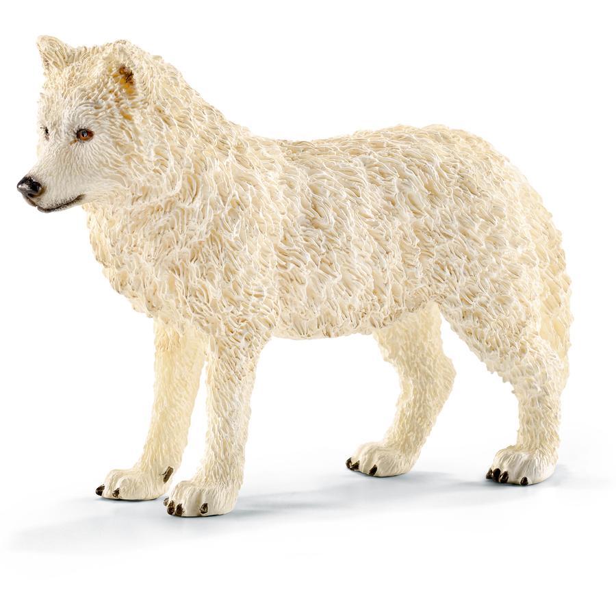 Schleich Figurine loup arctique 14742